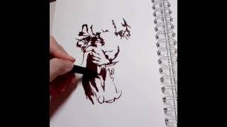 [2x워터프루프라이너] 그림으로 보는 아이라이너 발색력