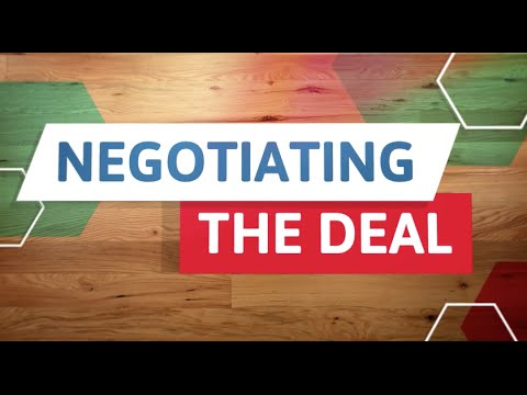 Financing Your Venture: Venture Capital -  Negotiating the Deal