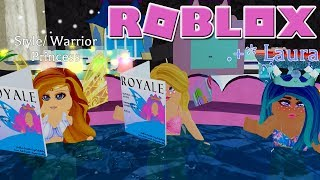 New Update! Roblox: 🏰 Royale High 🏰 ~ New Hair, Makeup & Jenni Simmer Badge!