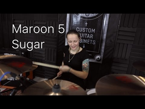 [Full-Download] Maroon 5 Sugar Drum Cover