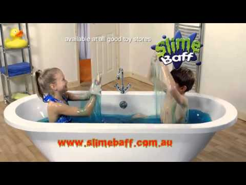 Slime Baff - Awesome Slime Fun with Easy Clean Up