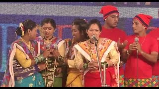 Marathi Song By Sunita Janapure | 49Th Maharashtra Nirankari Sant Samagam Held In Mumbai Jan 2016