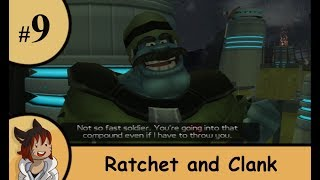 Ratchet and Clank part 9 - Even if i have to throw you