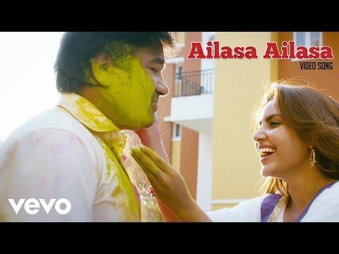 Vanakkam Chennai - Ailasa Ailasa Video | Shiva, Priya Anand