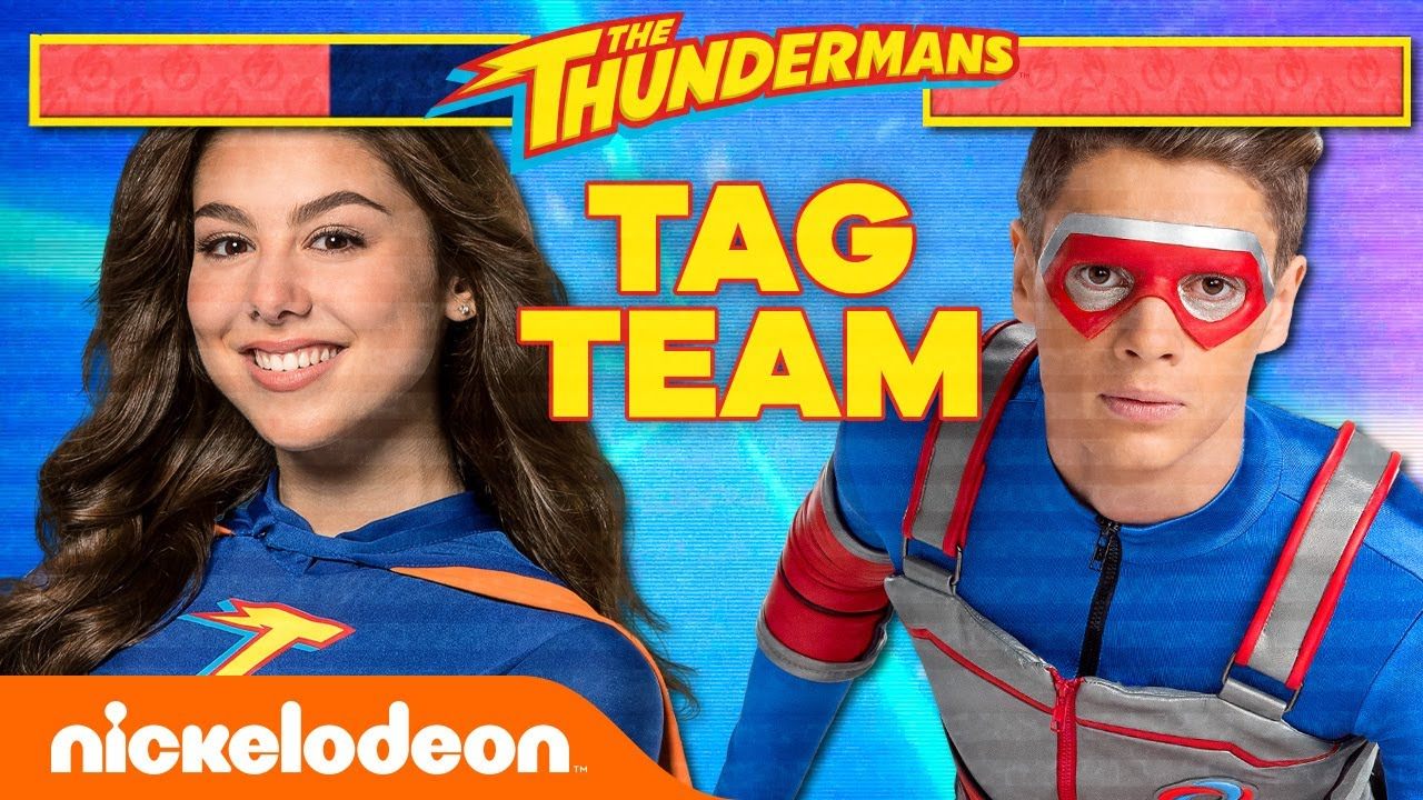 Download The Thundermans Battle in Their Own Video Game Part 3! ⚡️🥊 ft. Henry Danger!