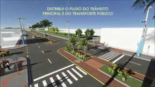 Projeto Avenida Leoberto Leal - Balneário Rincão