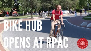 Ohio State Bike Hub Opens At Rpac