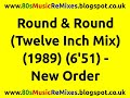 Thumbnail for Round & Round (Twelve Inch Mix) - New Order | 80s Dance Music | 80s Club Mixes | 80s Club Music