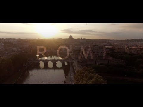 Travel Rome in a Minute - Aerial Drone Video | Expedia