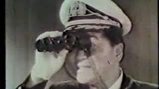 1962年 CM 丸美屋食品工業 のりたま おも舵いっぱい 篇 桂小金治