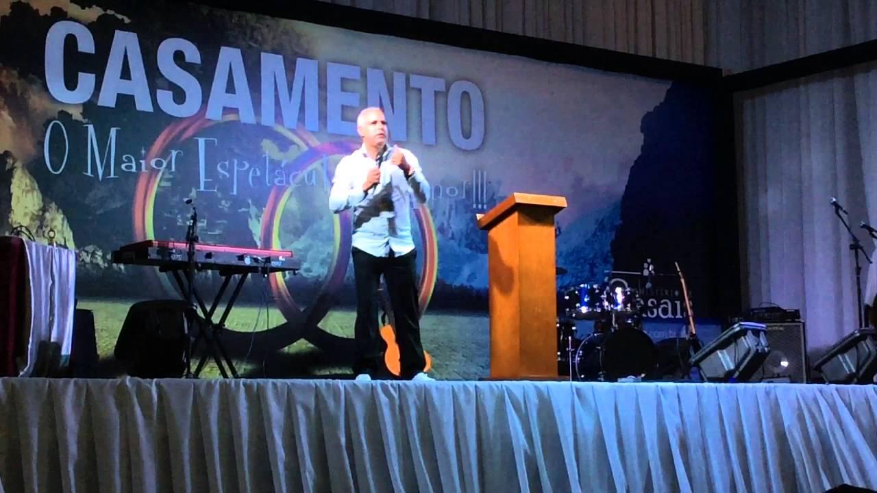 Casamento o Maior Espetáculo do Amor   Pastor Claudio Duarte   ADOSASCO Belém