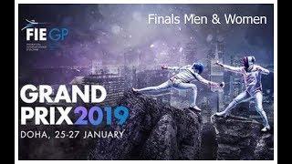 Fencing GRAND PRIX QATAR 2019 - Finals