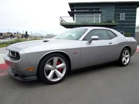 2011 Silver Dodge Challenger Srt8 Walkaround Youtube
