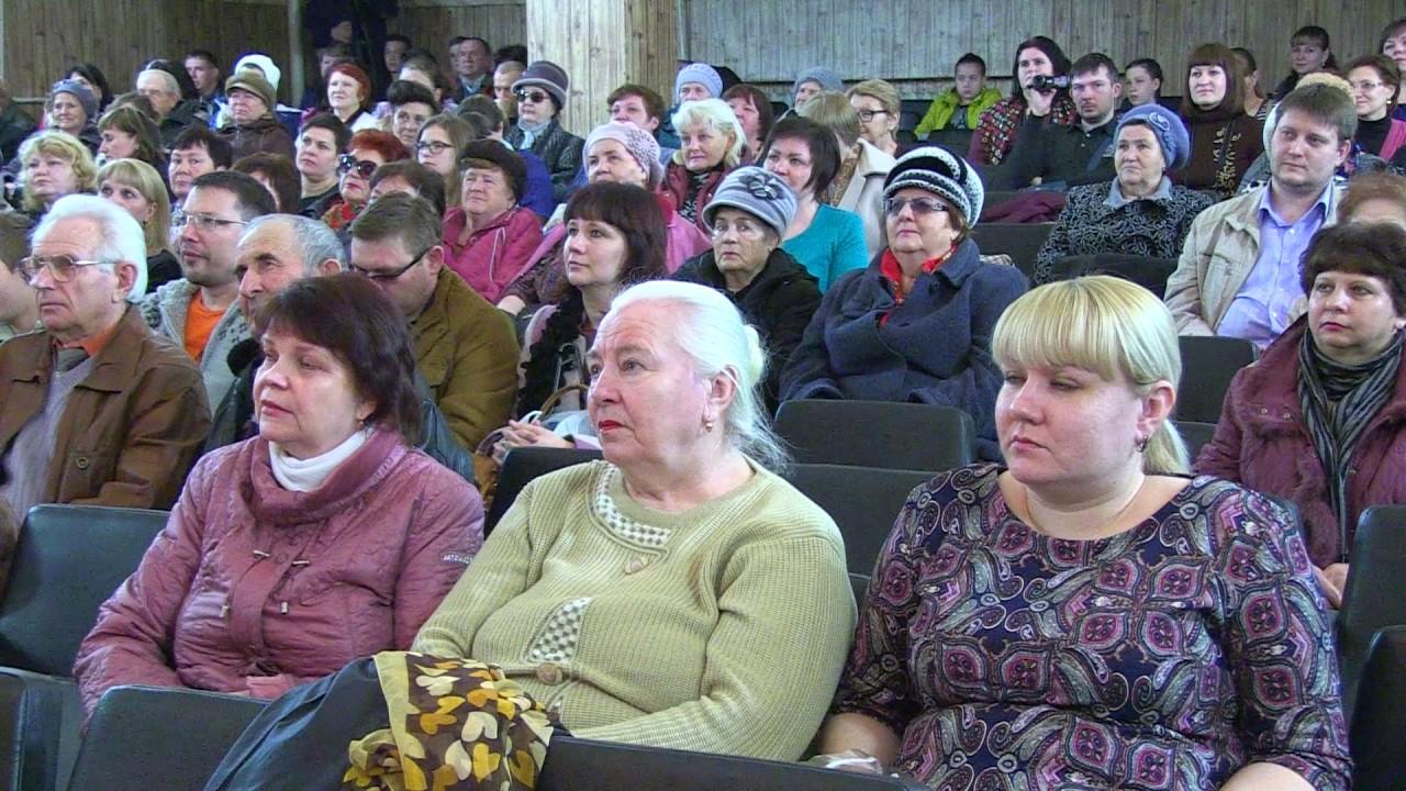 Концерт в ЦКД Быково 8 марта 2017
