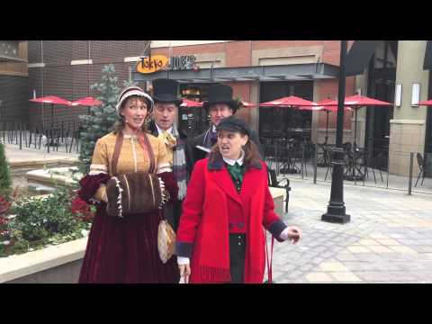 It's the Most Wonderful Time of the Year - Original Dickens Carolers