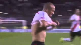 River Plate 3 - 0 Tigres All Goals Highlights Copa Libertadores 6/8/2015