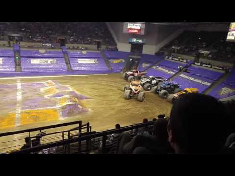 Monster Mutt at Monster Jam - Colorado Springs World Arena 04/30/17