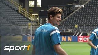 Gomez will nicht in die Süper Lig | SPORT1 - Der Tag