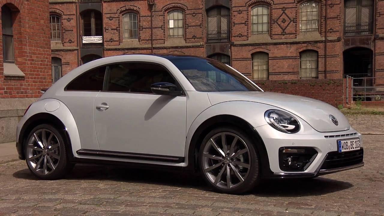 2017 volkswagen beetle exterior design in white. Black Bedroom Furniture Sets. Home Design Ideas