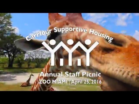 Carrfour Supportive Housing 2016 Staff Retreat