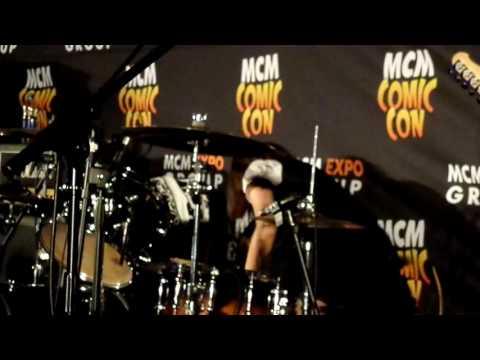 Comic Con Band-Maid