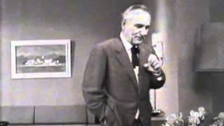 Luis Trenker erzählt aus der Nachkriegszeit