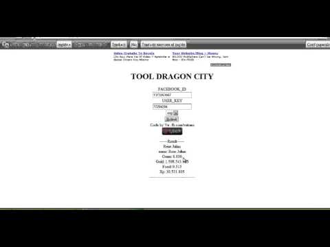 HACK DE XP AL NIVEL 99 DRAGON CITY
