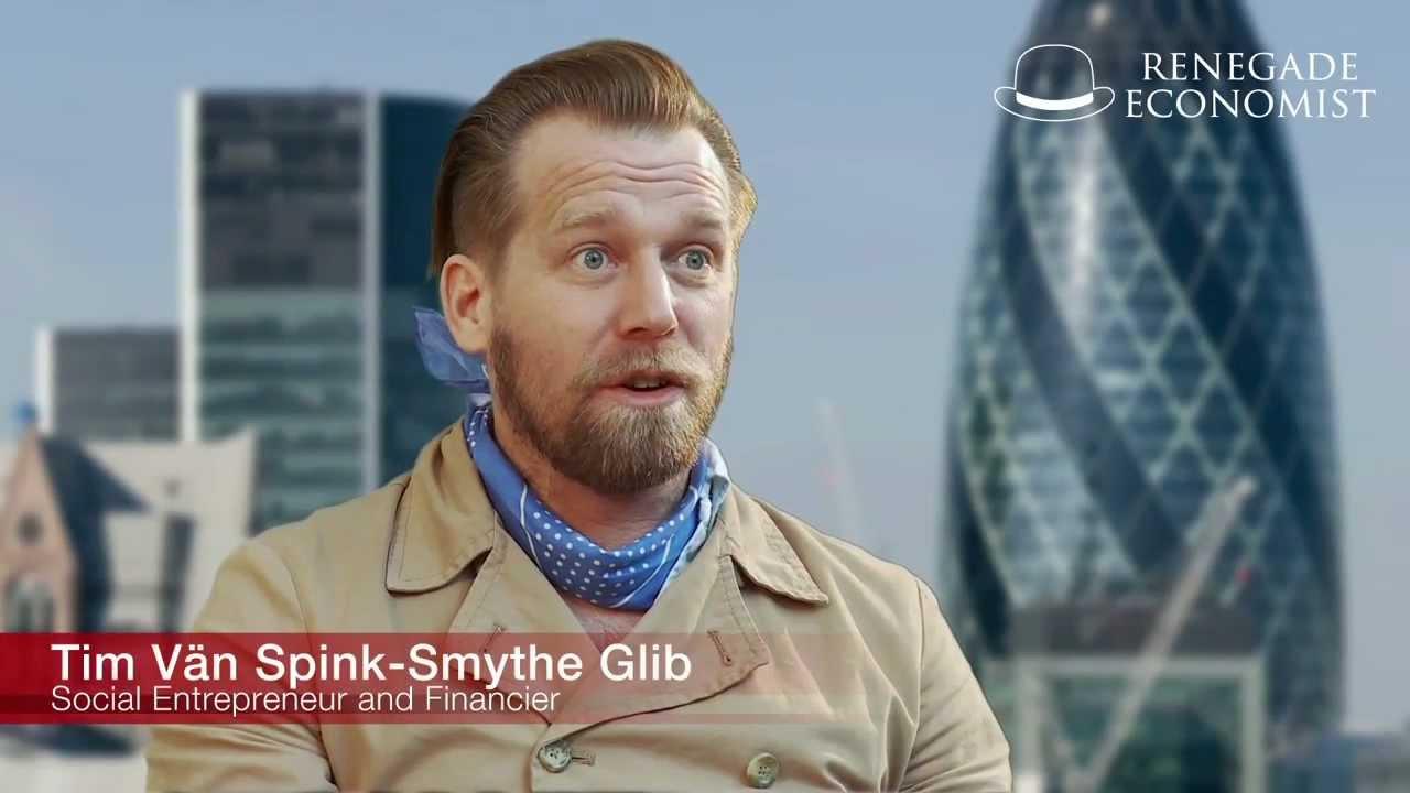 Tim van spink smythe glib social enterprise financier for Smythe inc