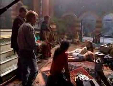 Download Xena - Behind the Scenes - Who's Gurkhan 4/6