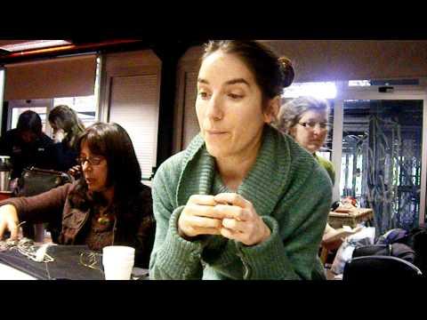 Workshop de seda - Paz Pierrestegui nos cuenta su proyecto