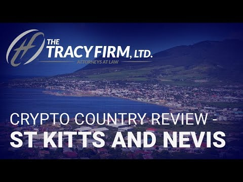Crypto Country Review:  St Kitts & Nevis