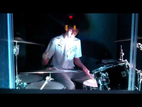 Like An Avalanche - Hillsong United (Drum Cover) [HD]