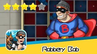 Robbery Bob SuperBob Bonus 4 5 Walkthrough Recommend index four stars