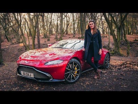NEW CAR ALERT!! 2019 Aston Martin V8 Vantage Review - TATBELS