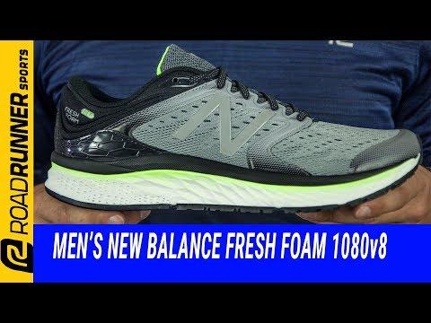 Men's New Balance Fresh Foam 1080v8 | Fit Expert Review