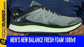 Men's New Balance Fresh Foam 1080v8 | Fit Expert Review
