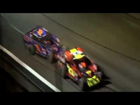 Rocky Warner Fonda Speedway Win #2 (Transcendent Moment)