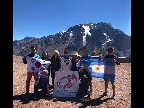 KRA Kumen Ultra Trail Aconcagua 2018 (Korean Runners in Argentina)