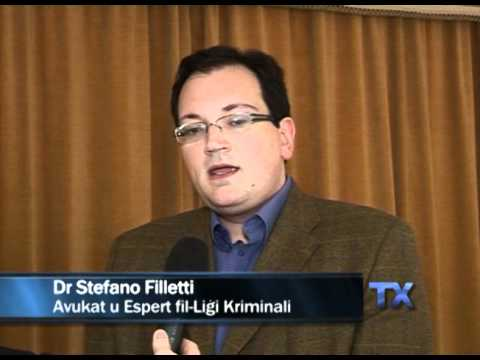 Justice Reform - interview with Dr Stefano Filletti