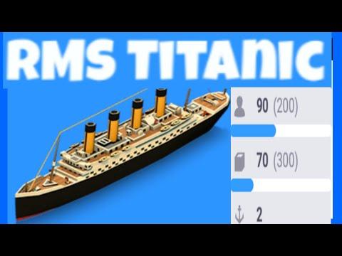 SEAPORT TITANIC
