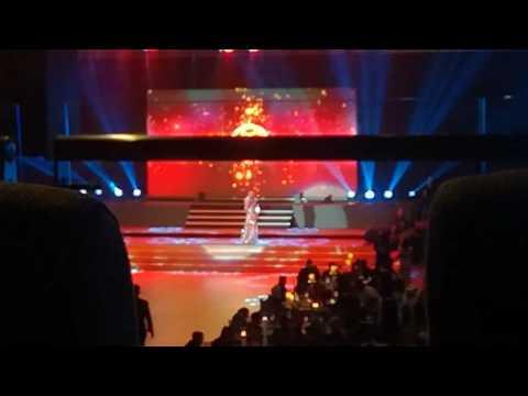 Ziana Zain - Korban Cinta at Malaysian Aids Kuching Gala 2016