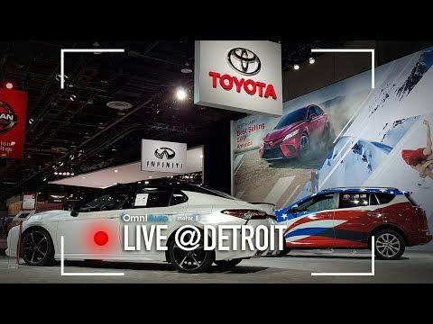 Toyota Camry, l