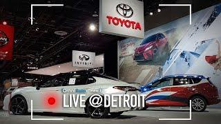 Video Toyota Camry, l'auto più venduta in America   Salone di Detroit 2018 download MP3, 3GP, MP4, WEBM, AVI, FLV Januari 2018