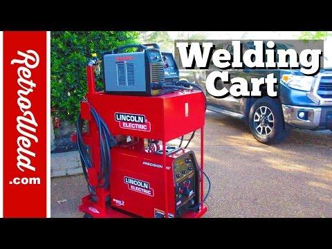 🔴-welding-cart-build