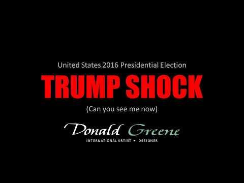 Trump Shock Series - Donald Greene