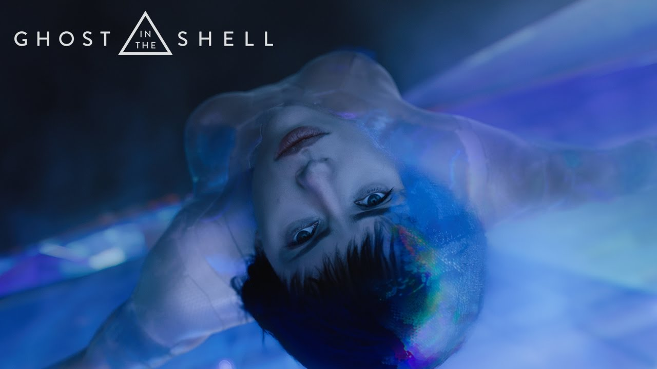 Ghost In The Shell Final Trailer Paramount Pictures International
