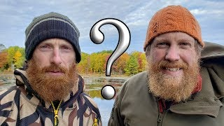 The Wooded Beardsman Interview /  Wilderness Living Challenge  S04E11 Survival Challenge