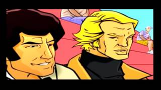 Starsky & Hutch PS2 Cutscenes