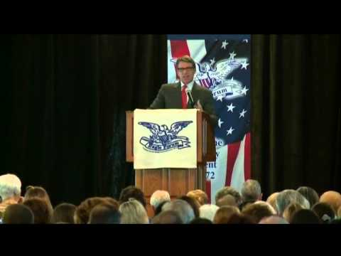 Rick Perry suspends 2016 presidential campaign