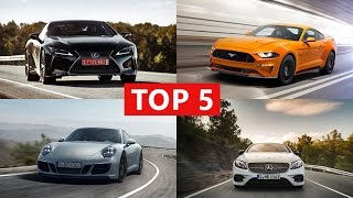 Top 5 upcoming cars 2018
